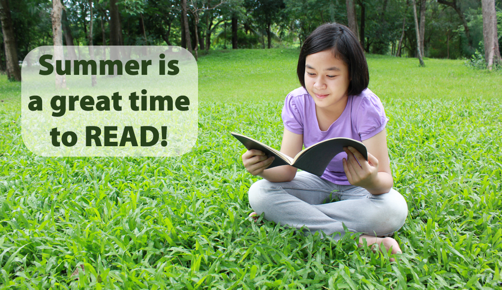 Summer is for Reading!
