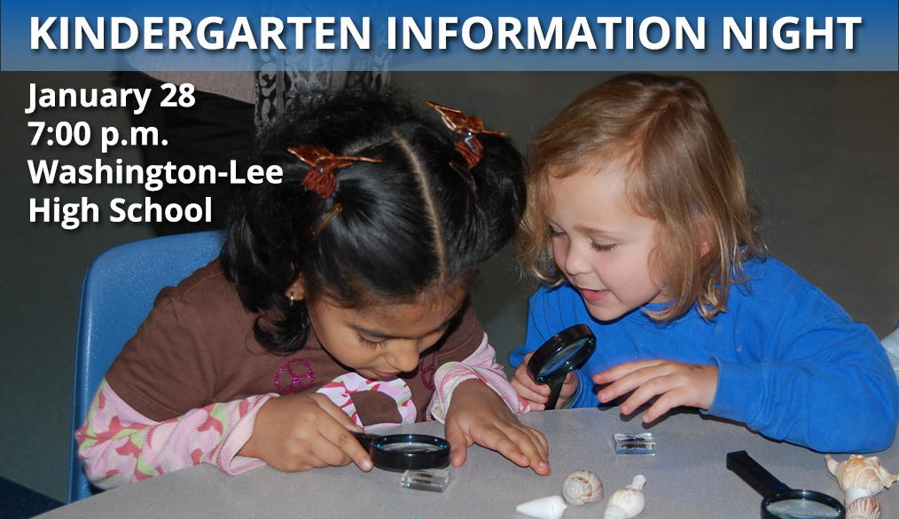 County-Wide Kindergarten Information Night