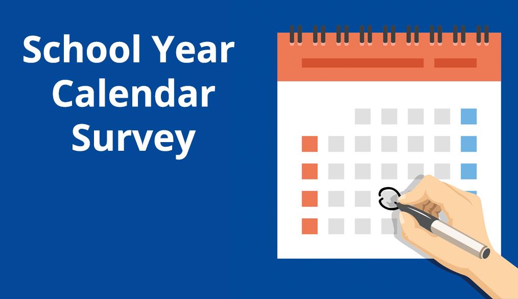 Take the 2020-2021 Calendar Survey