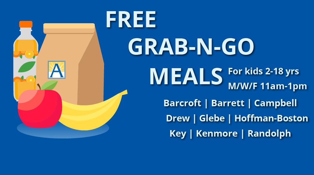 Free Grab-a-Go Meals
