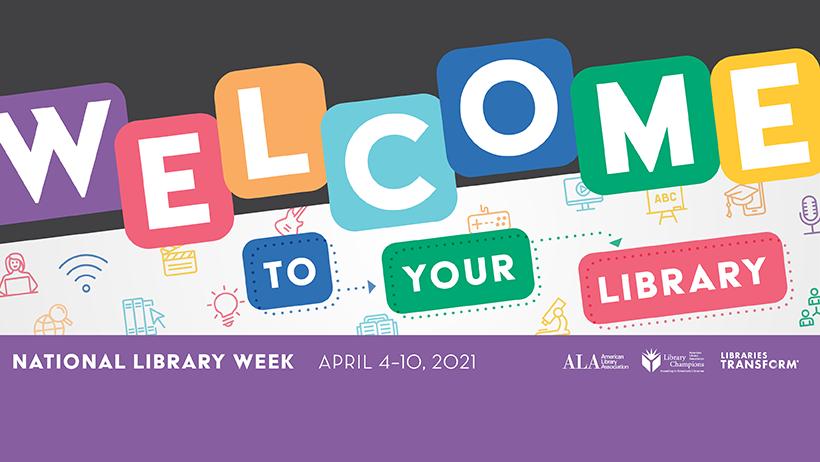 Celebrate Libraries!